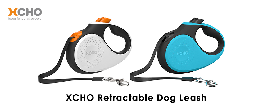 XCHO Retractable Dog Leash